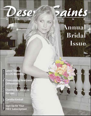 Desert Saints Magazine February 2007