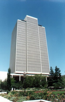 LDS Administration Building