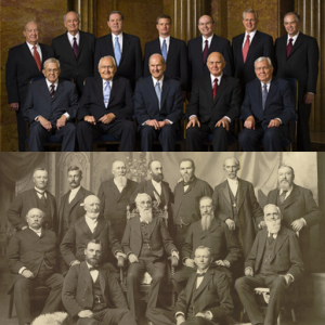 LDS Leaders Then-Now