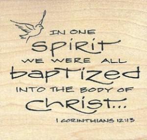 1 Corinthians 12:13