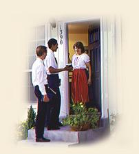 MissionaryAtDoor