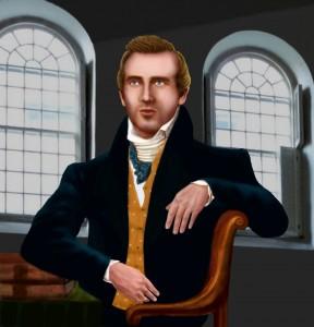 Joseph Smith, Kirtland Oh, 1836 by grindael
