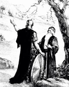Joshua and Moses