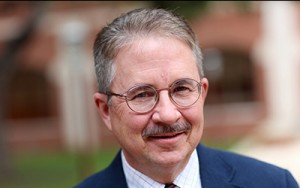 Roger E. Olson. George W. Truett Theological Seminary - Faculty Environmental Portraits