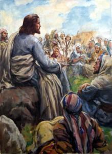 Jesus Sermon